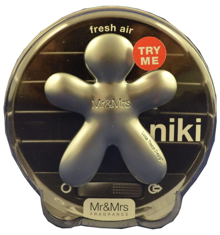 Mr&Mrs Fragrance Niki Fresh Air vůně do auta