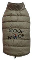 Doggy Dolly zimski plašč, rjav, XL