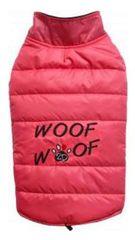 Doggy Dolly zimski plašč, roza, M