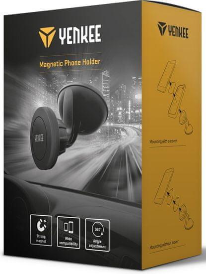 Yenkee Magnetyczny uchwyt na telefon YSM 520