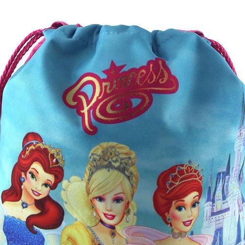 Princess športna torba, tri princese