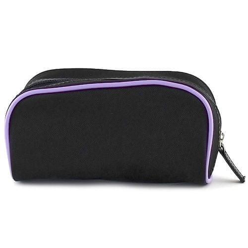 Elite Models Kosmetická taška , černo fialová