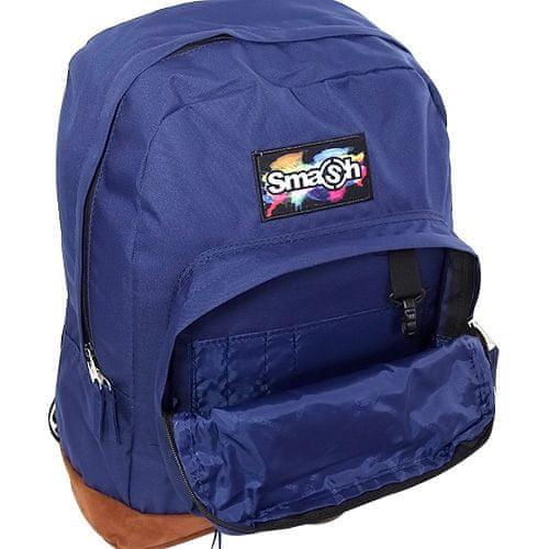 Smash Razbiti študentski nahrbtnik, temno modra