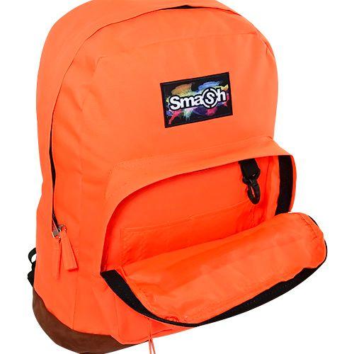 Smash Razbiti študentski nahrbtnik, oranžna