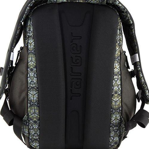Target Ciljni športni nahrbtnik, temno zelena