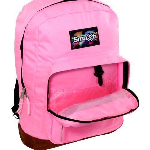 Smash Študentský plecniak , ružový