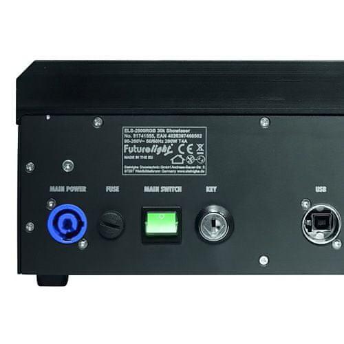 Eurolite lézer, ELS-5000RGB 30k Showlaser