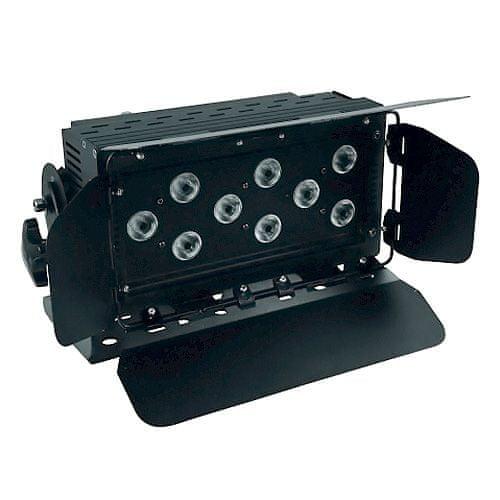 Eurolite Efekt świetlny , LED Wash 9x 8W QCL RGBW