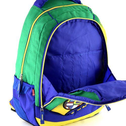 Goal Plecak bramkowy, zielony żółty