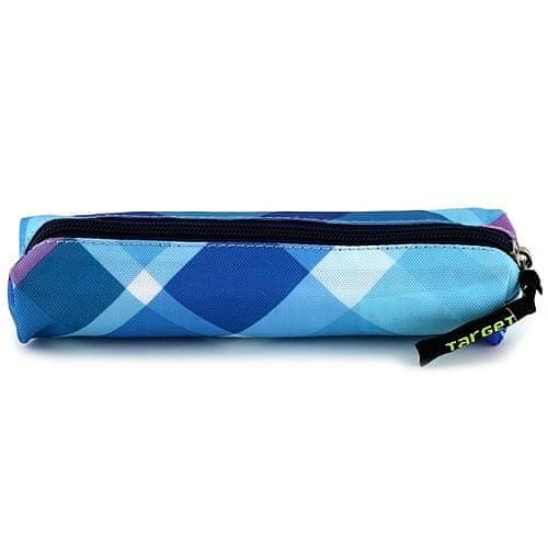 Target Ciljna šalica s svinčnikom, Modro-vijolične kocke
