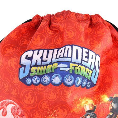 Skylanders Športový vak , červený