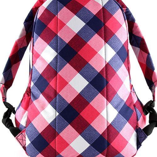 Target Ciljni nahrbtnik, motiv kocke