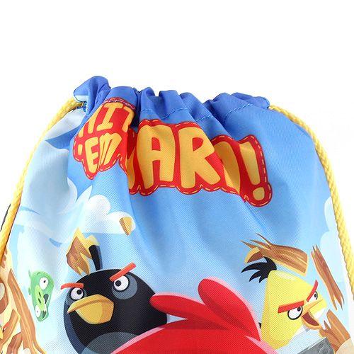 Target Docelowa torba sportowa, Motyw Blue / Angry Birds