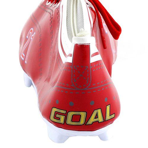 Goal Célzott iskolai ceruza tok, Cél, piros színű