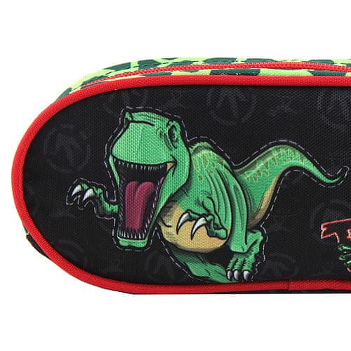 Target Školský peračník , T-Rex, farba čierna