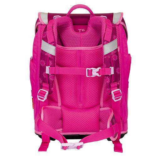 Scout Cserkésziskola készlet, 4 darabos - Ultra, rózsaszín százszorszép