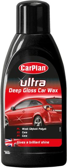 CarPlan Ultra Deep Gloss vosek, 500 ml