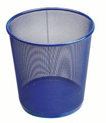 Blue Link koš za smeti, mrežasti, 27 x 28 cm, temno moder (JS 5002C)