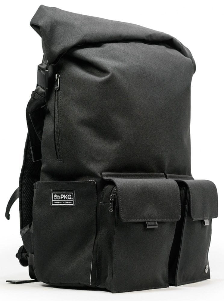 "PKG Concord Laptop Backpack 15/16"" - černý (PKG-CONC-BK01BK)"