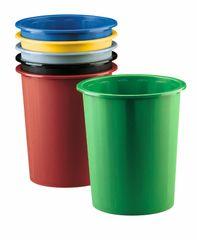 Faibo koš za smeti, PVC, 31 x 28 cm, zelen (305-13)