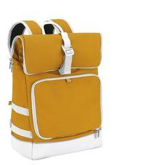 Babymoov ruksak za previjanje Sancy žuti