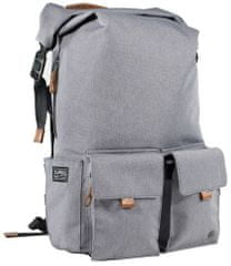 """PKG Concord Laptop Backpack 15/16"""" - světle šedý (PKG-CONC-LG01TN)"""