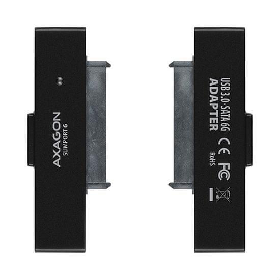 """AXAGON ADSA-1S6 vanjsko kućište za SDD / HDD diskove, USB 3.0, 2.5"""", SATA"""