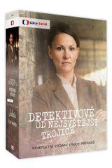Detektivové od Nejsvětější Trojice - Komplet všech případů (6DVD) - DVD