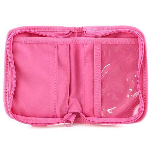 Barbie denarnica, roza, z motivom lutke Mariposa