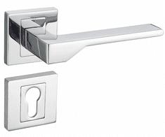 Infinity Line Nove KNV 700 chrom - okucia do drzwi - pod wkładkę bebenkową