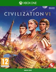Take 2 Civilization VI igra (Xbox One)