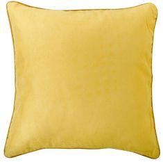 My Best Home poduszka z lamówką BRIGHT 40×40 cm żółta