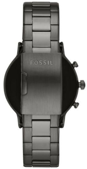 Fossil FTW4024 M Smoke/Smoke Steel - rozbaleno