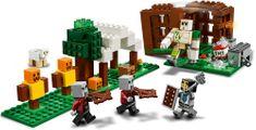LEGO Minecraft 21159 Pillager erőd