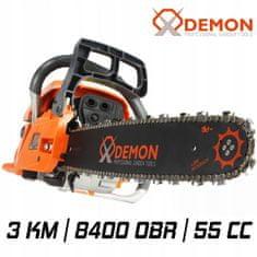 Demon Benzínová řetězová pila 2,2kW CS-58T DEMON M83134