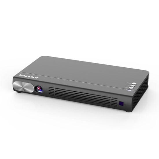 Byintek P12, 3D LED DLP, Android mini prenosni projektor - Odprta embalaža