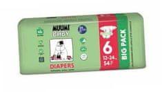 MUUMI BABY pieluchy Big Pack roz. 6 JUNIOR (12-24 kg) 54 szt.