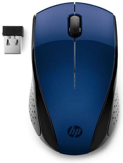 HP mysz bezprzewodowa 220, niebieska (7KX11AA)