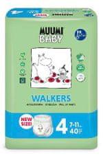 MUUMI BABY Walkers vel. 4 MAXI (7-11 kg) 40 ks