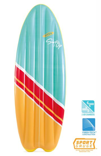Intex 58152 Nafukovací matrace Surf, modro/oranžová