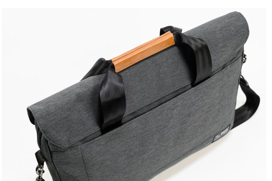 Torba za prenosnik richmond laptop messenger pašček kovček potovanje odporna tkanina