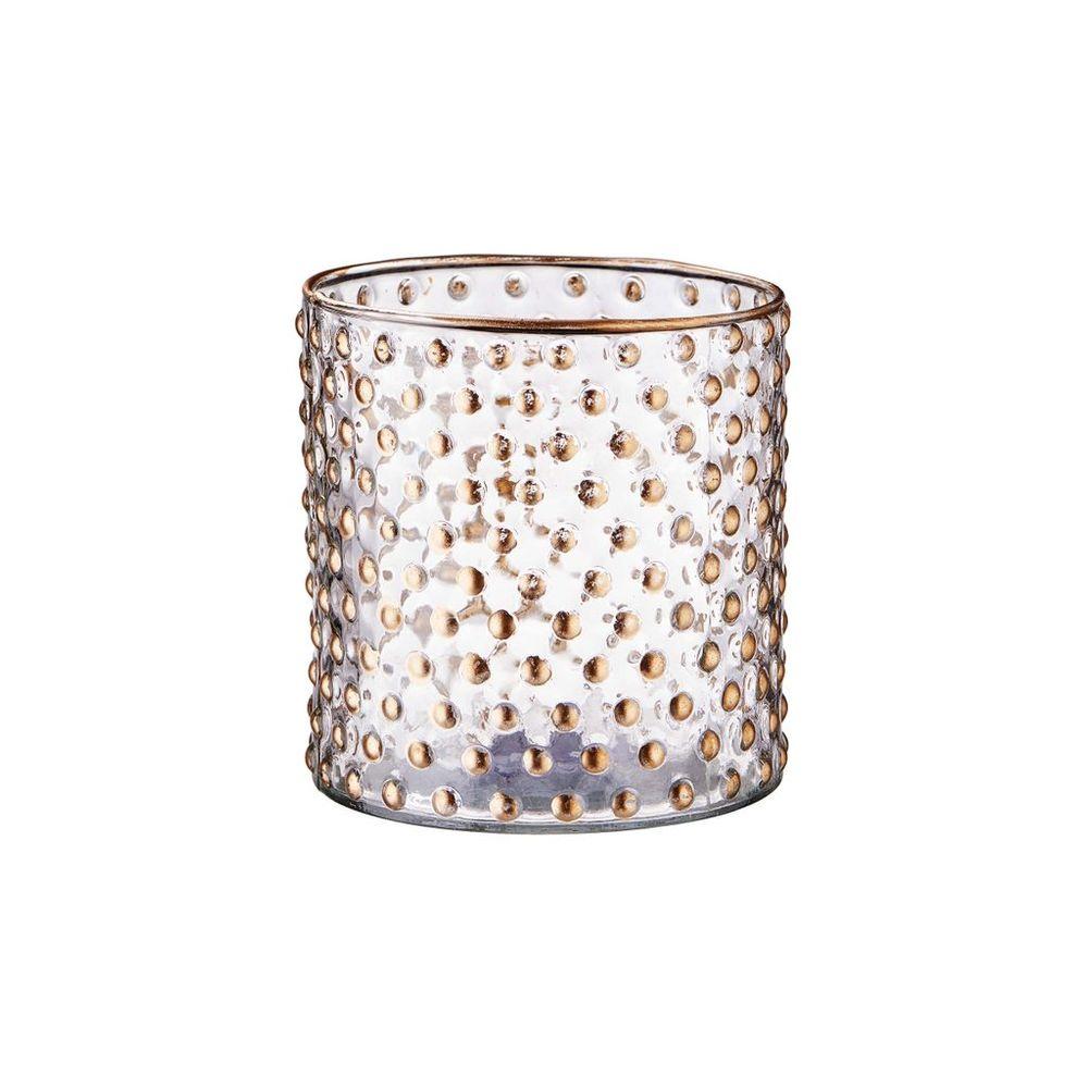 Butlers Svícen na čajovou svíčku puntíky