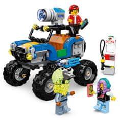 LEGO Hidden Side 70428 Jack in štirikolesnik za na plažo