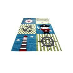 Jutex Detský koberec Kids 450 farebný 1.70 x 1.20