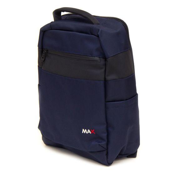MAX 15.6 nahrbtnik za prenosnik, moder
