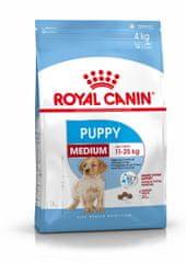Royal Canin Medium Puppy pasji briketi za srednje pasme, za mladiče, 15 kg