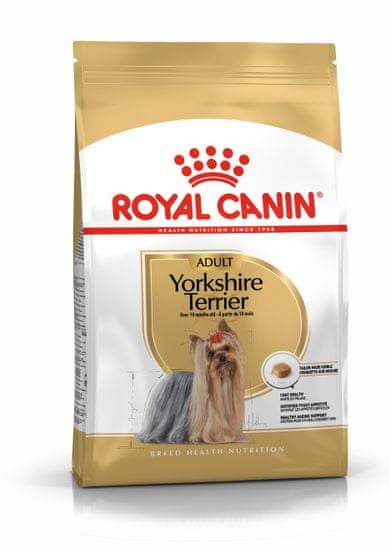Royal Canin briketi za pse Yorkshire Adult, 1,5 kg