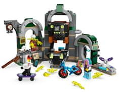 LEGO Hidden Side 70430 Metro v městečku Newbury