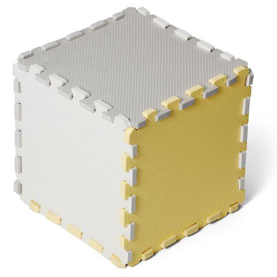 KinderKraft puzzle piankowe Foam Mat Puzzles LUNO