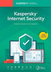 Kaspersky Internet-Security 2019 CZ pro 5 zařízení na 12 měsíců (KL1939XCEFS) - Elektronická licence